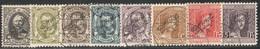 Luxemburg Yvert/Prifix Service 94, 107, 109/11, 119, 127/28 Oblit.TB Sans Défaut Cote EUR 64 (numéro Du Lot 478OL) - Officials