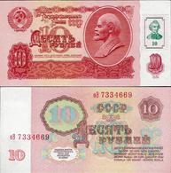 Transnistria  1994 (1961) - 10 Rublei - Pick 1 UNC - Andere