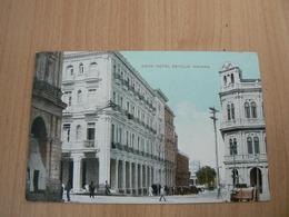 CP19/ CUBA HABANA GRAN HOTEL SEVILLA  / VOYAGEE / 2 SCANS - Cartoline