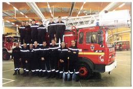 CPM 18 BOURGES Pompiers (nouvelle Caserne En 2001) - Bourges