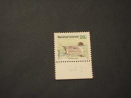 MARSHALL - 1992 UCCELLO 29 C. - NUOVO(++) - Marshall Islands