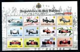 1998 SAN MARINO BF48 MNH ** - Blocks & Sheetlets
