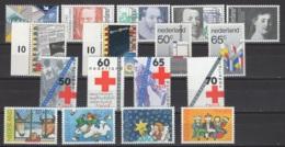 1983. Année Partiellement Complète. NVPH N° 1280/93 + 1295/99 MAIS Sans Le 1294 **, MNH - Netherlands