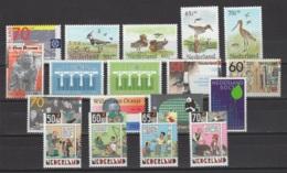 1984. Année Complète. NVPH N° 1300/20  **, MNH - Netherlands
