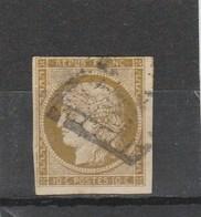 Cérès - N°1 (Seconde Choix) - 1849-1850 Ceres