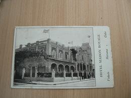 CP19/ CUBA HAVANA HOTEL MAISON ROYALE  / CARTE NEUVE - Cartoline