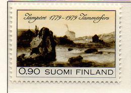 PIA - FINLANDIA - 1979 - Bicentenario Della Città Di Tampere - (Yv 805) - Finlande