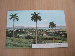 CP20/ CUBA VISTA DEL MARIEL  / CARTE VOYAGEE - Cartoline
