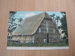 CP20/ CUBA TABACCO BARN  / CARTE VOYAGEE - Cartoline