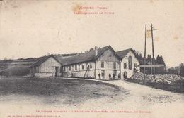 ANOULD - SAINT-DIE - VOSGES -  (88)  - CPA DE 1911 - CLICHE PEU COURANT - Anould