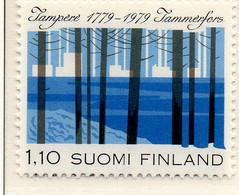 PIA - FINLANDIA - 1979 - Bicentenario Della Città Di Tampere  - (Yv 812) - Finlande