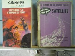 Lot De 2  Livres Romans - Science  Fiction  - - Books, Magazines, Comics