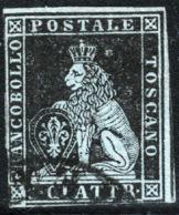 Toscana 1851 Sass.1 O/Used F - Toscana