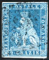 Toscana 1851 Sass.5 O/Used VF/F - Tuscany