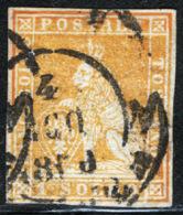 Toscana 1851 Sass.2 O/Used F - Tuscany
