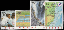 Belize 2000 Independence Anniversary Unmounted Mint. - Belize (1973-...)