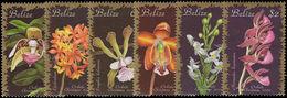 Belize 2002 Christmas. Orchids Unmounted Mint. - Belize (1973-...)