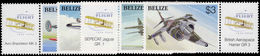 Belize 2003 Manned Flight Unmounted Mint. - Belize (1973-...)
