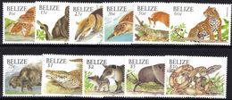 Belize 2000-03 Wildlife With 2003 Imprint Unmounted Mint. - Belize (1973-...)