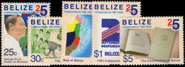 Belize 2006 Independence Anniversary Unmounted Mint. - Belize (1973-...)