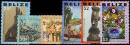Belize 2007 Belizean Artists Unmounted Mint. - Belize (1973-...)