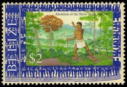 Belize 2007 Abolition Of Slavery Unmounted Mint. - Belize (1973-...)