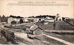 Hurigny  - Petite Gare - (wagon  Avec Tonneaux ) - France