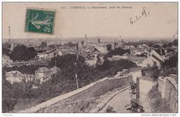 EB26- 91) CORBEIL - PANORAMA  , PRIS DU PERRAY - Corbeil Essonnes