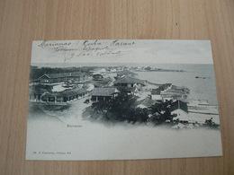 CP20/ CUBA MARIANAO / CARTE VOYAGEE / 2 SCANS - Cartoline