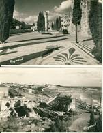 Lot De 2 Cpsm Format Cpa Tarragona Vue De L'Impire  - Amphiteatre Romain - Tarragona