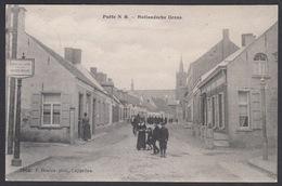CPA -  Belgique, PUTTE N.B, Hollandsche Grens - Putte