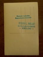 Oude Originele Foto-postkaart Door Studio L.  NOLLET   EECLOO - Eeklo