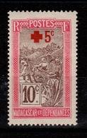 Madagascar - YV 121 N* Filanzane Croix Rouge - Madagascar (1889-1960)