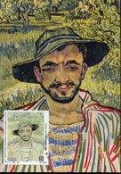 45139 Italia,l Maximum 2019, Painting Of Vincent Van Gogh, The Gardener - Other