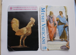 VATICAN 2019, 2 TICKETS ENTRANCE VATICAN MUSEUM - Biglietti D'ingresso
