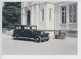 Château De Betteville (14) Renault Carrosserie Limousine, 6 Cylindres Vivastella 1931 - DP 440/13 - Turismo