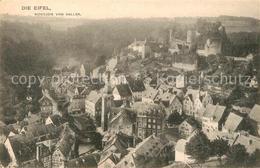 73545156 Montjoie_Monschau Blick Vom Haller Montjoie Monschau - Monschau
