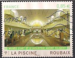 Frankreich  (2010)  Mi.Nr.  4865  Gest. / Used  (7ba01) - France