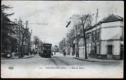 92, Chatillon, Rue De Paris - Châtillon