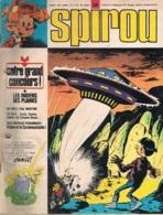 Année 1972 - Hebdomadaire Spirou Nr. 1806 - Spirou Magazine