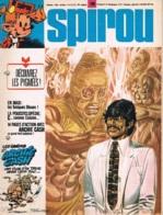 Année 1972 - Hebdomadaire Spirou Nr. 1809 - Spirou Magazine
