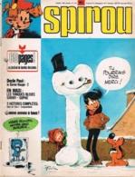 Année 1973 - Hebdomadaire Spirou Nr. 1812 - Spirou Magazine