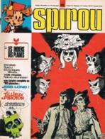 Année 1973 - Hebdomadaire Spirou Nr. 1813 - Spirou Magazine