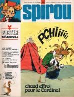 Année 1973 - Hebdomadaire Spirou Nr. 1814 - Spirou Magazine