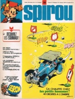 Année 1973 - Hebdomadaire Spirou Nr. 1815 - Spirou Magazine