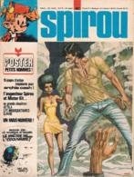 Année 1973 - Hebdomadaire Spirou Nr. 1817 - Spirou Magazine