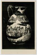 C.P.  PICCOLA      ROMA    MUSEO  NAZIONALE  VILLA  GIULIA       VASO  CHIGI (STILE  PROTOCORINZIO)      (NUOVA) - Museums