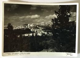 ATHENS - VIEW OF ACROPOLIS VIAGGIATA FG - Grecia