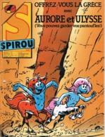 Année 1986 - Hebdomadaire Spirou Nr. 2493 - Spirou Magazine
