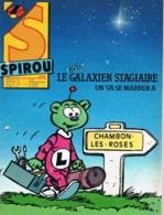 Année 1986 - Hebdomadaire Spirou Nr. 2504 - Spirou Magazine